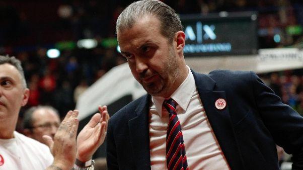 Basket: ricorso Milano per ko a tavolino