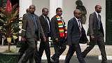 Zimbabwe's opposition MDC snubs Mnangagwa talks, wants outside mediator