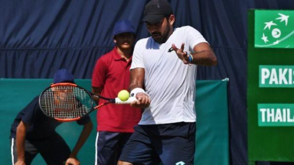 Coupe Davis: un épineux tirage Pakistan-Inde