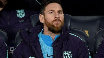 Coupe du Roi: Messi remplaçant avec le Barça, Bale aussi au Real
