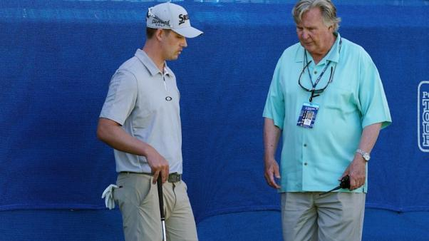 Golf - Officials clarify rule after players left confused