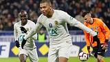 PSG need extra time to see off third division side in Cup