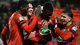 Coupe de France: Rennes déjoue le hold-up lillois