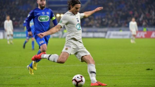 Coupe de France: le PSG recevra Dijon en quarts