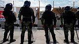 Caravan migrants stalled at Texas border eye other routes