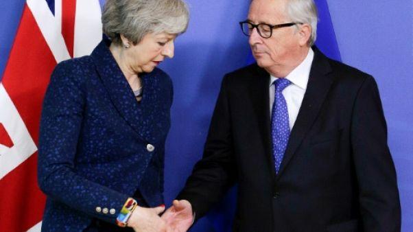 """Brexit : rencontres """"musclées"""" à Bruxelles et nouvelles """"discussions"""""""