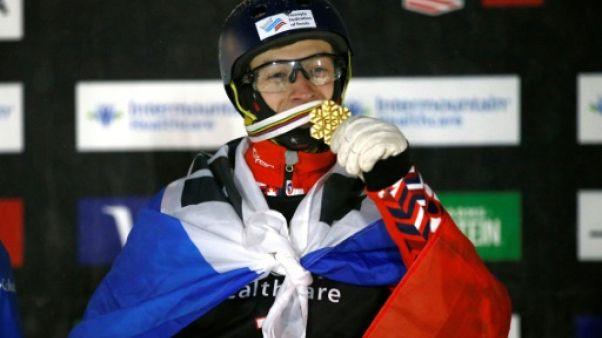 Mondiaux de freestyle: Burov et Ramanouskaya s'imposent en saut acrobatique