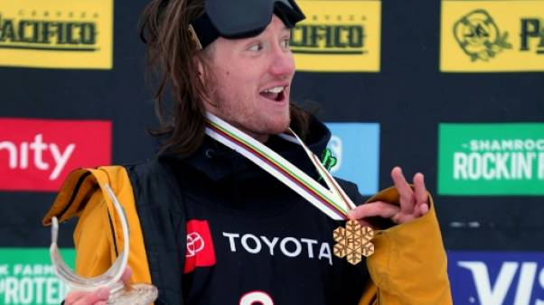 Mondiaux de freestyle: Woods s'impose en ski slopestyle