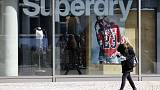Superdry revenue down 1.5 percent in Christmas quarter
