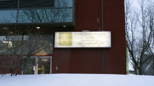 Le Centre culturel islamique de Québec le 22 janvier 2019
