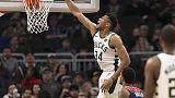 باكس يواصل التألق ويسحق ويزاردز في دوري السلة الأمريكي للمحترفين