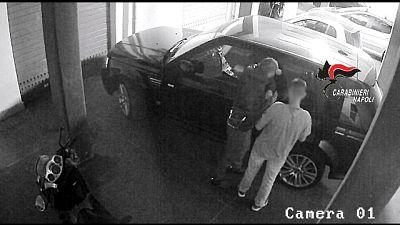 Sgominata banda che rubava auto