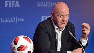 Infantino, Fifa e Uefa lavorino insieme