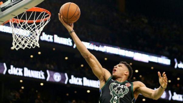 NBA: Milwaukee 40e rugissante, drôle d'ambiance en coulisses