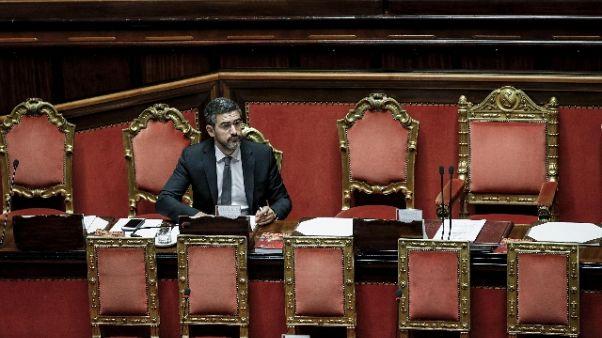 Senato approva ddl taglio parlamentari