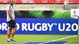 Six Nations U20: trois changements chez les Bleuets contre l'Angleterre