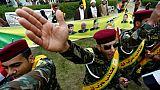 La loi ou la force: les groupes armés chiites veulent bouter les Américains hors d'Irak