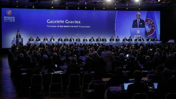 Gravina, bene governo su Europei 2028