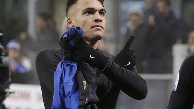 Inter, Lautaro, con Spalletti è tutto ok