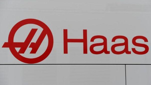 F1: Haas présente une monoplace noire et dorée pour 2019