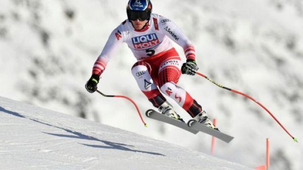 Mondiaux de ski: Matthias Mayer domine l'entraînement de descente