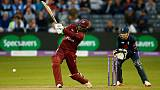 West Indies recall Gayle for England ODI series