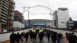 Tottenham confirm north London derby to be played at Wembley