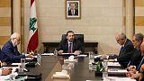 لبنان المثقل بالديون يتعهد بإصلاح ماليته العامة