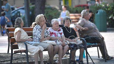 Istat: aumenta la speranza di vita
