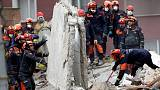 Death toll in Istanbul building collapse rises to six - governor