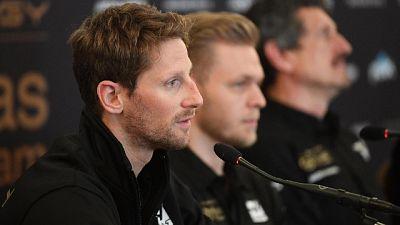 F1: nuova livrea Haas, è nera e oro