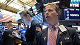 المخاوف بشأن النمو والتجارة تدفع بورصة وول ستريت للهبوط