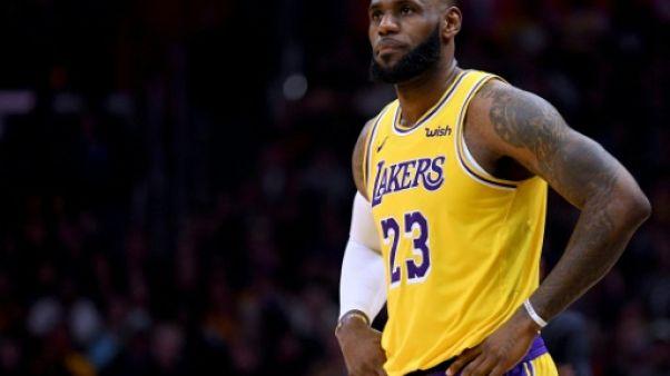 NBA: la période des transferts se termine par un camouflet pour les Lakers