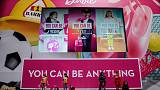 Mattel posts surprise profit on boost from Barbie