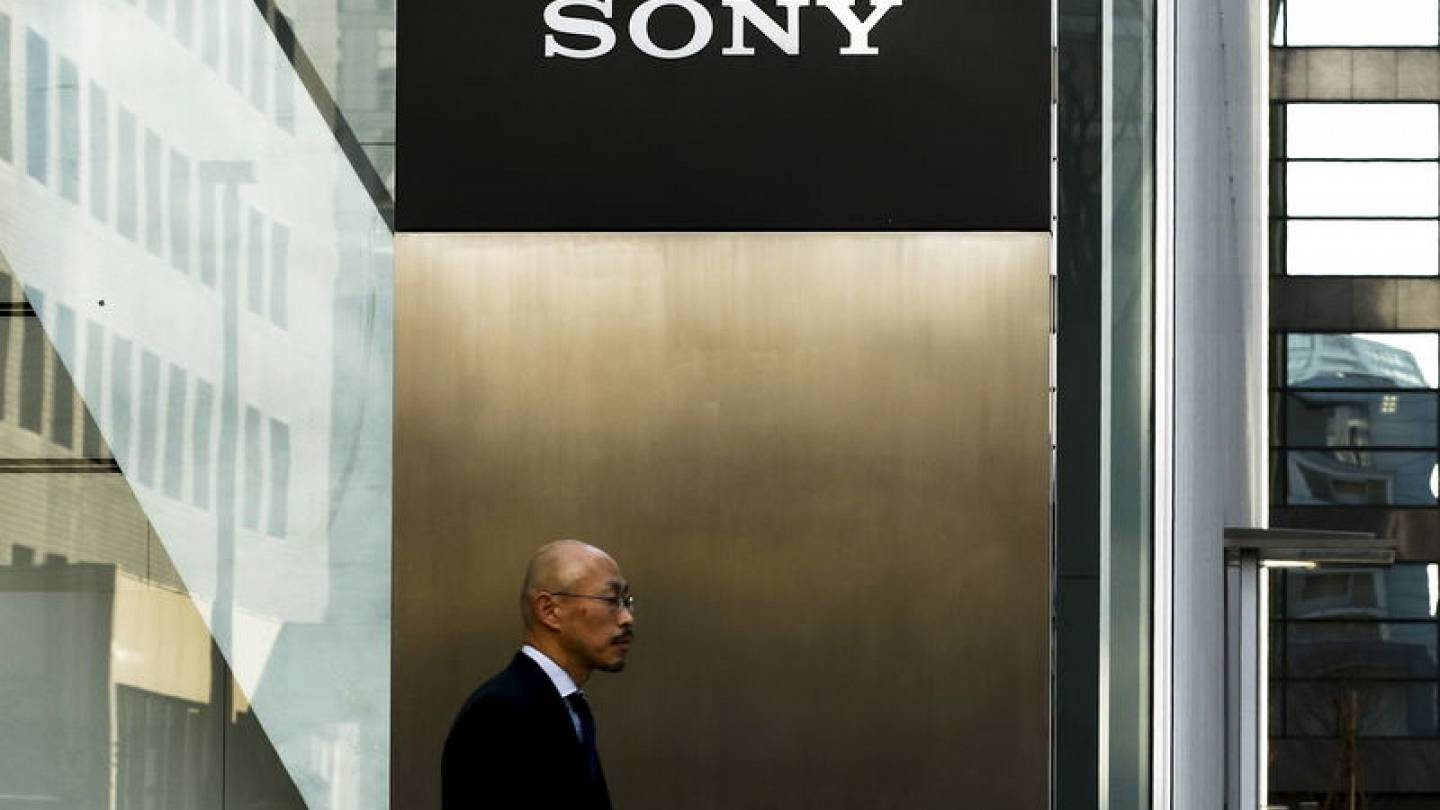 Sony announces first-ever share buyback, stock rises 5