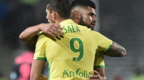 Sala: le FC Nantes retire le maillot numéro 9