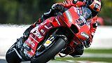 MotoGP: Ducati et Petrucci survolent les essais de présaison à Sepang