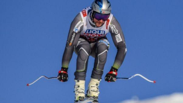 Mondiaux de ski: Vonn et Svindal, à corps perdus