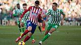 Espagne: Atlético-Real, derby crève-coeur pour Morata et Courtois