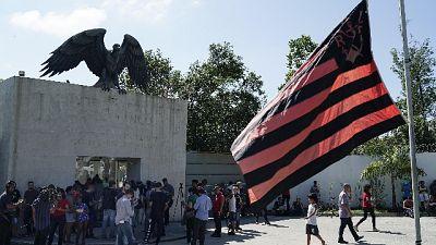 Incendio centro sportivo Flamengo, 10 mo