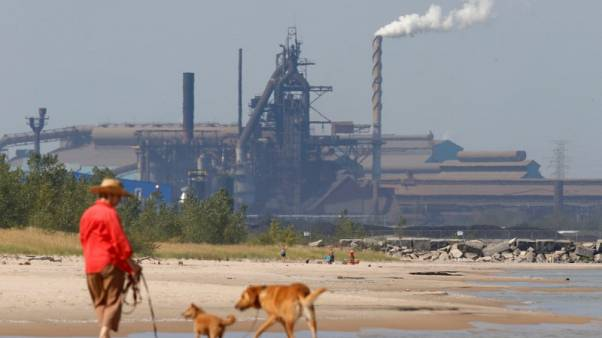 U.S. Steel wins tax breaks from one of America's poorest cities
