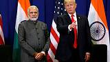 حصري-مصادر: أمريكا تدرس إلغاء إعفاء جمركي للهند