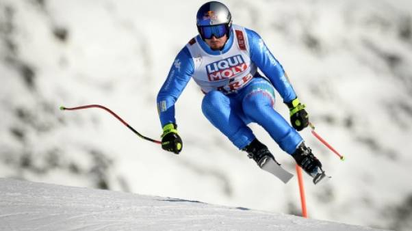 Mondiaux de ski: Paris domine l'entraînement de descente devant deux Français