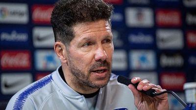 Liga: Simeone, voglio battere Solari