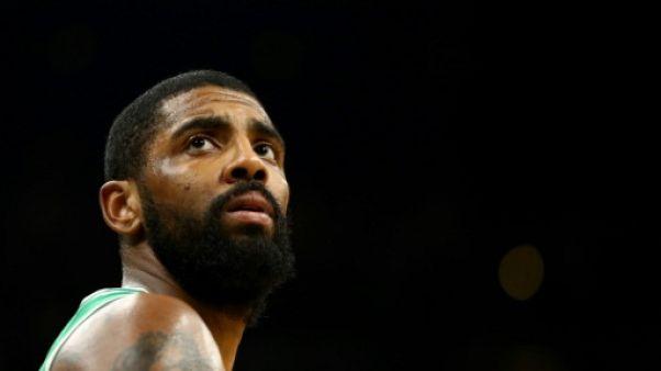 NBA: Boston est persuadé que Kyrie Irving prolongera en juillet