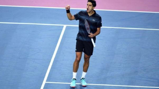 Tennis: Herbert et Tsonga en demi-finales à Montpellier