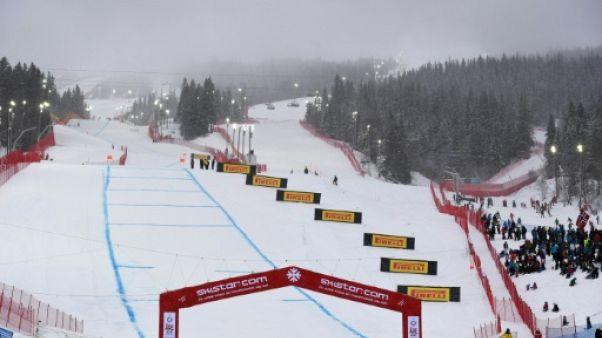 Mondiaux de ski: la descente messieurs encore repoussée