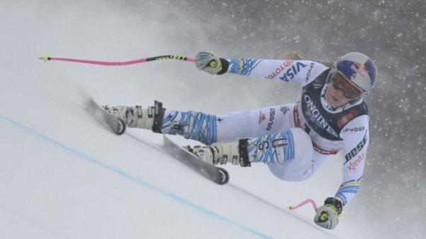Mondiaux de ski: Lindsey Vonn, Américaine ascendant Viking