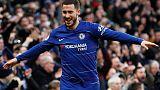 Soccer-Chelsea's Hazard relishing partnership with Higuain