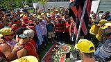 Incendie à Rio: le rêve brisé de 10 espoirs de Flamengo